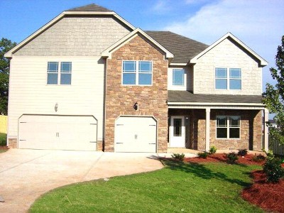 Single Family Home For Sale: 2430 Sunflower Drive