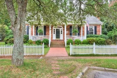 Augusta Single Family Home For Sale: 2309 Middleton Court