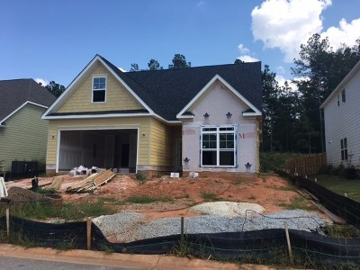 Grovetown Single Family Home For Sale: 3944 Berkshire Way