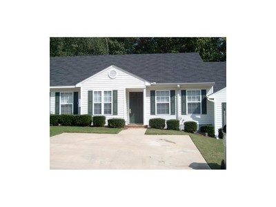 Grovetown Attached For Sale: 4765 Creek Mill Court
