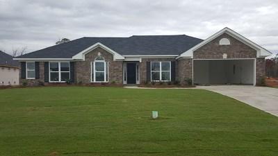 Hephzibah Single Family Home For Sale: 2698 Ardwick Drive