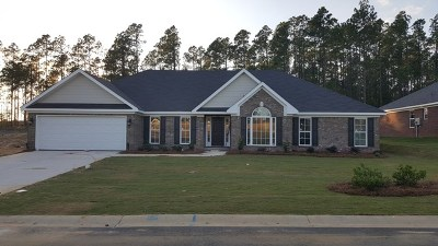 Hephzibah Single Family Home For Sale: 4731 Weldon Adams Drive