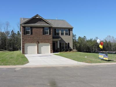 Richmond County Single Family Home For Sale: 1588 Oglethorpe Drive