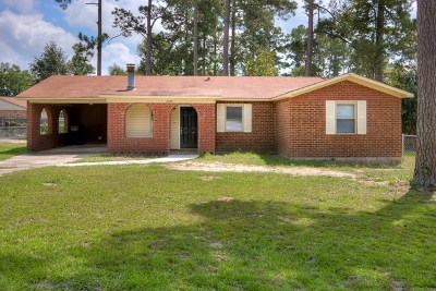 Richmond County Single Family Home For Sale: 2398 Richwood Drive