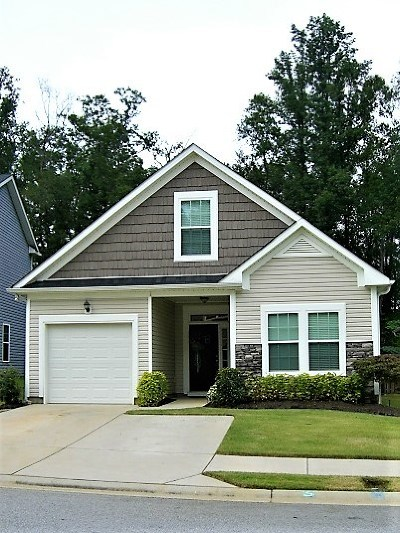 Grovetown Single Family Home For Sale: 1957 Kenlock Drive