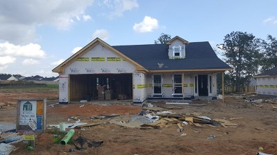 Richmond County Single Family Home For Sale: 2697 Ardwick Drive