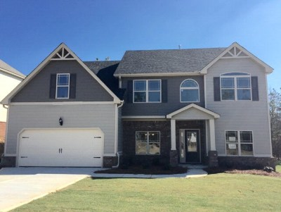 Augusta Single Family Home For Sale: 1572 Oglethorpe Drive