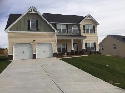 Richmond County Single Family Home For Sale: 1593 Oglethorpe Drive