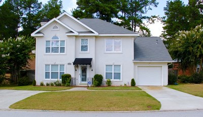 Augusta Single Family Home For Sale: 2946 Hillcreek Drive