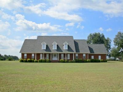 Waynesboro Single Family Home For Sale: 4212 Hwy 24