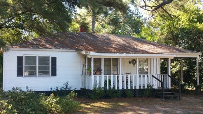 Augusta Single Family Home For Sale: 3220 Sycamore Drive