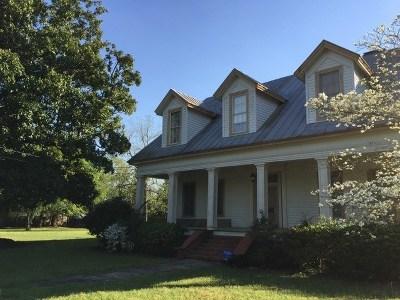 Richmond County Single Family Home For Sale: 4421 Reynolds Street
