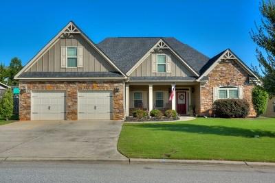 Grovetown Single Family Home For Sale: 146 Seaton Avenue