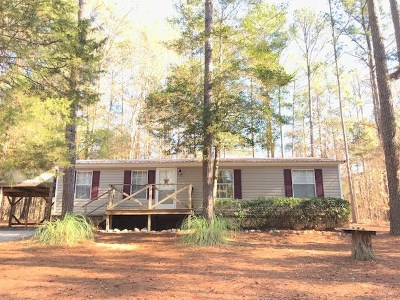 Appling Single Family Home For Sale: 6697 Ridge Road