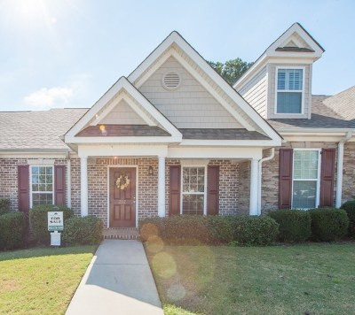 North Augusta Single Family Home For Sale: 222 Orchard Way