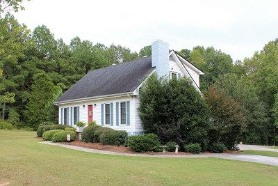 Lincolnton Single Family Home For Sale: 1861 Rowland York Drive