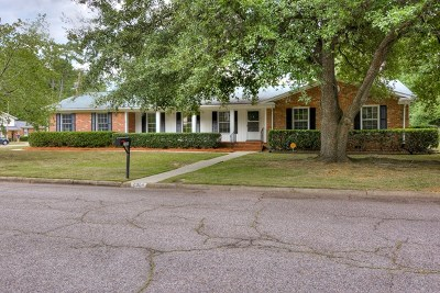 Augusta Single Family Home For Sale: 2924 Kipling Drive