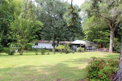 Lincoln County Single Family Home For Sale: 6177 Harlem Grovetown Road