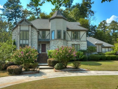 Augusta Single Family Home For Sale 807 Quail Court