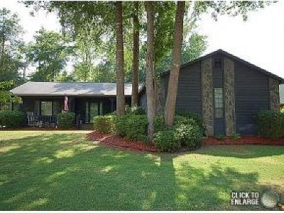 Augusta Single Family Home For Sale: 1504 Tara Court