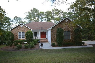 McCormick SC Single Family Home For Sale: $569,000