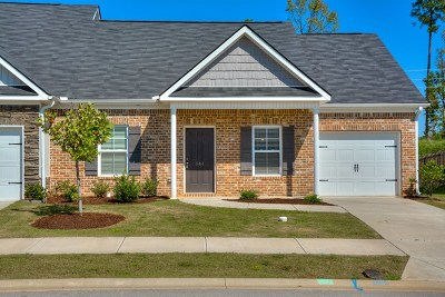 Grovetown GA Single Family Home For Sale: $139,900