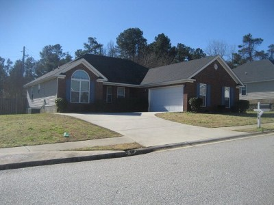 Grovetown Single Family Home For Sale: 598 Lory Lane