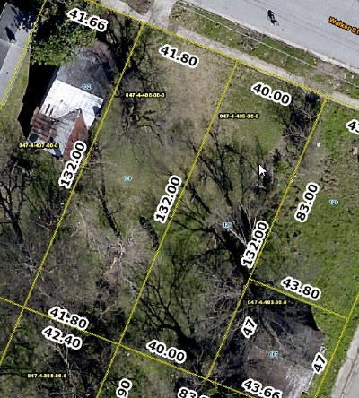 Augusta Residential Lots & Land For Sale: 126 Walker Street