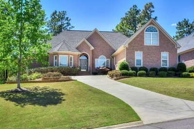 Aiken Single Family Home For Sale: 182 Foxhound Run