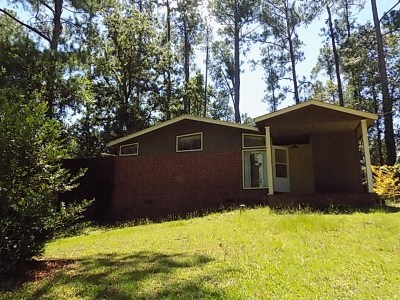 Richmond County Single Family Home For Sale: 3310 Forest Estate Drive