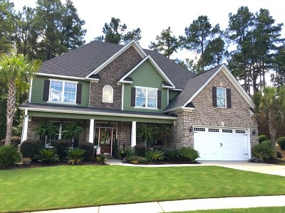 Single Family Home For Sale: 4005 Battery Drive