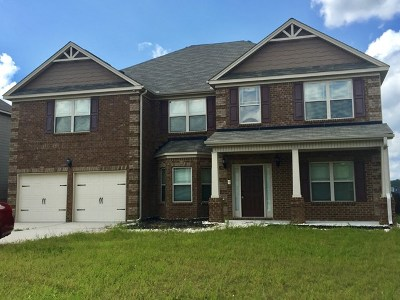 Columbia County, Richmond County Single Family Home For Sale: 923 Rollo Domino Circle