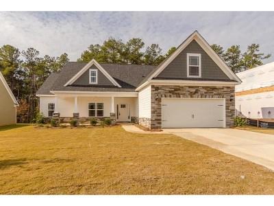 Evans Single Family Home For Sale: 735 Houston Lake Drive