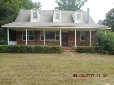 McDuffie County Single Family Home For Sale: 620 Jackson Street