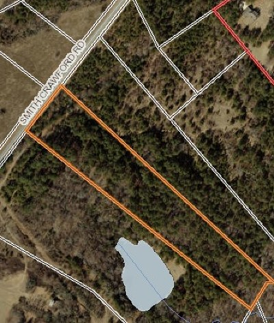Appling Residential Lots & Land For Sale: Smith Crawford Road