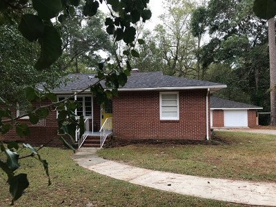 North Augusta Single Family Home For Sale: 967 Belvedere Clearwater Road