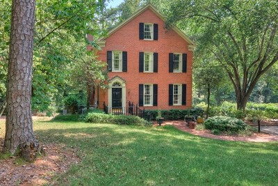 Augusta Single Family Home For Sale: 3212 Wheeler Road