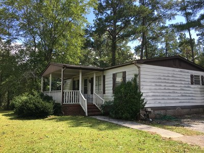 Appling Manufactured Home For Sale: 5628 White Oak Road
