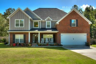 North Augusta Single Family Home For Sale: 100 Belle Vita Way