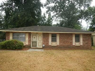 Richmond County Single Family Home For Sale: 3603 Jonathan Circle