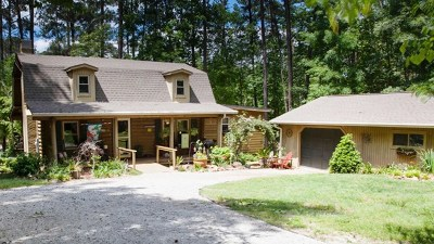 Lincolnton Single Family Home For Sale: 1795 Ponderosa Drive