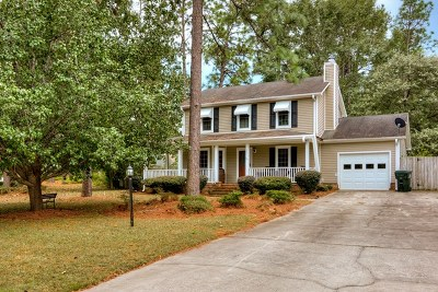 North Augusta Single Family Home For Sale: 471 Twisted Needle Court