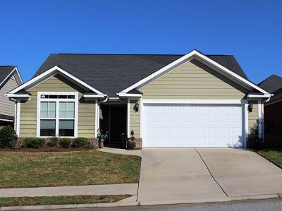 Single Family Home For Sale: 3107 Sunset Maple Trail