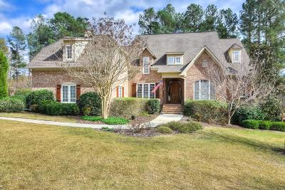 Aiken Single Family Home For Sale: 396 Forest Pines Road