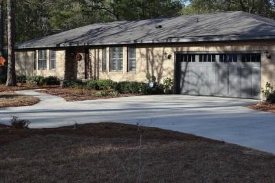 Hephzibah Single Family Home For Sale: 1545 Centurion Drive