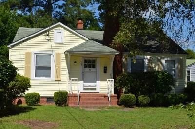 Augusta Single Family Home For Sale: 1707 Pennsylvania Avenue