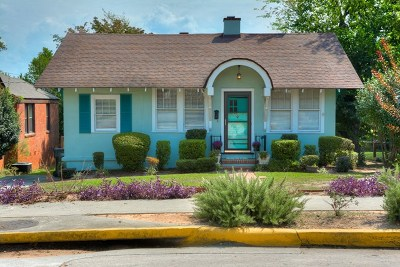 Augusta Single Family Home For Sale: 940 Russell Street
