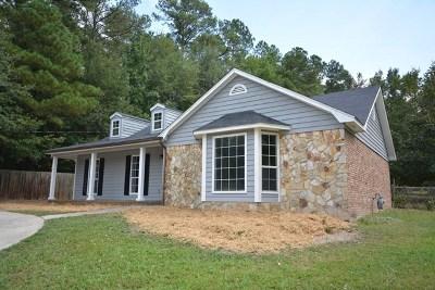 Augusta Single Family Home For Sale: 2942 Glenn Hill Drive