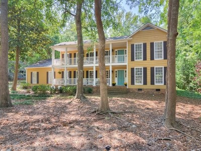 Columbia County Single Family Home For Sale: 345 Habersham Road