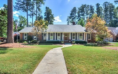Evans Single Family Home For Sale: 4462 Graystone Way